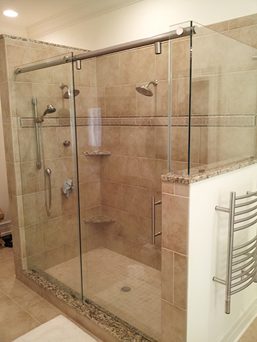 Choosing a Shower Door Type - Dr. Shower Door & Mirrors, LLC.